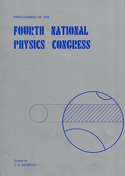 SPP 1985 Proceedings cover